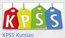 KPSS KURSLARI