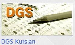 DGS KURSLARI